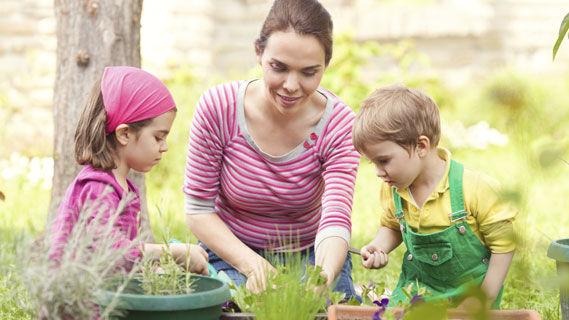 Zdravý životní styl pro děti