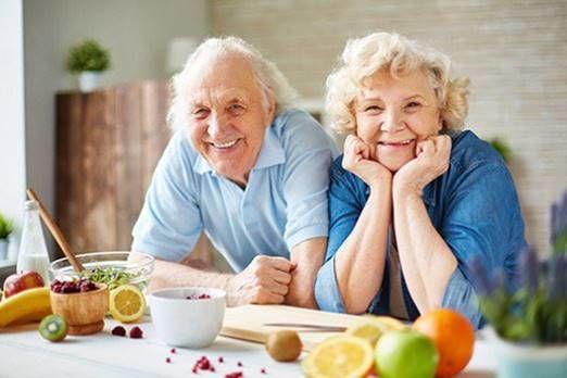 Strava pro seniory