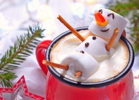 Vánoční zdravé jídlo